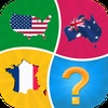Word Pic Quiz Countries