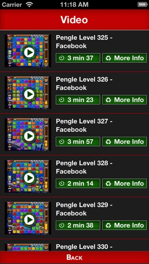 Screenshot Full Guide + Cheats for Pengle Facebook Game on iPhone