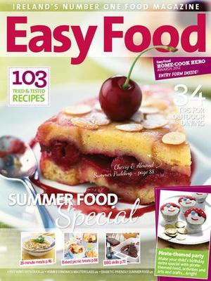 Screenshot Easy Food Magazine on iPad