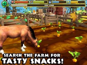 Screenshot Wild Horse Simulator on iPad