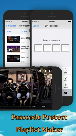 Screenshot mTube: Free Video HD, iDownloader & Video Streaming for TED Talk on iPhone