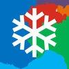 Alps Snow Map