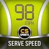 Tennis Serve Speed Radar Gun By CS SPORTS