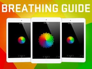 Screenshot Breathing Zone on iPad