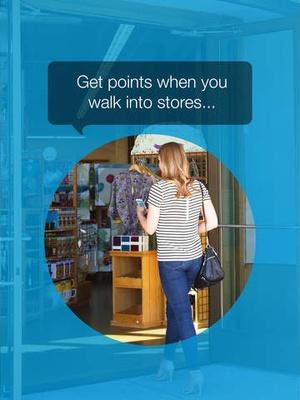 Screenshot Shopkick on iPad