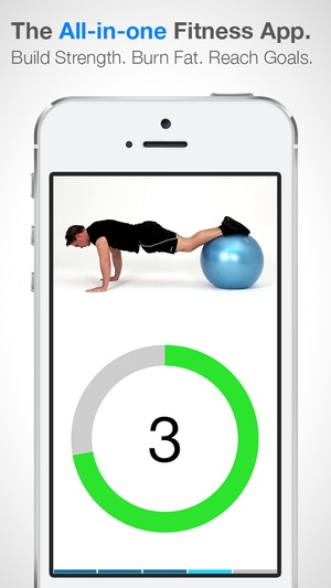 Screenshot Virtual Trainer PRO on iPhone