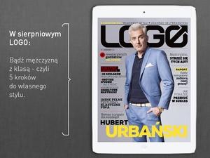 Screenshot LOGO on iPad