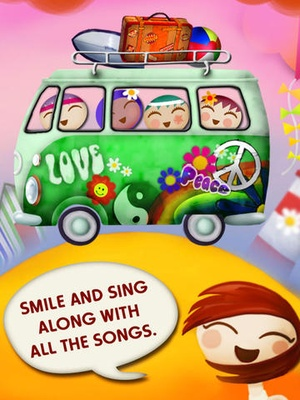 Screenshot Kids Song Machine FREE on iPad