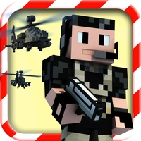 Block Combat Pumpkin Shooter Survival Mine Mini Game with skins exporter for minecraft