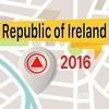Republic of Ireland Offline Map Navigator and Guide