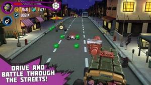 Screenshot Teenage Mutant Ninja Turtles: Rooftop Run on iPhone
