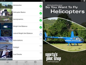 Screenshot So You Want To Fly Helicopters on iPad