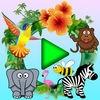 Wild Animal Soundboard Button