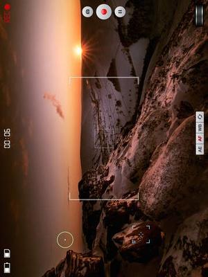 Screenshot Videon on iPad