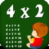4x2 Times table