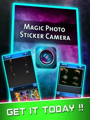 Screenshot Magic Movie FX Photo Editor on iPad