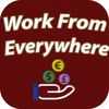 Work From Everywhere and Get Paid