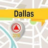 Dallas Offline Map Navigator and Guide