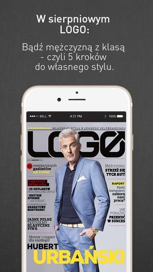 Screenshot LOGO on iPhone