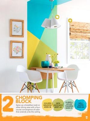 Screenshot Lowe's Creative Ideas Magazine on iPad