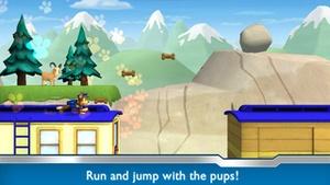 Screenshot PAW Patrol Rescue Run on iPhone