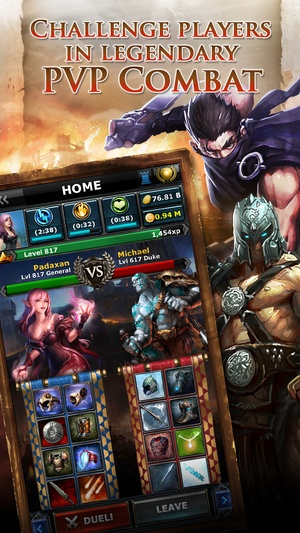 Screenshot Castle Age HD on iPhone