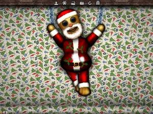 Screenshot Santa Dude on iPad