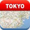 Tokyo Offline Map