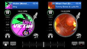 Screenshot DJ Mixer 3 on iPhone