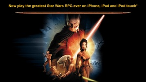 Screenshot Star Wars®: Knights of the Old Republic™ on iPhone