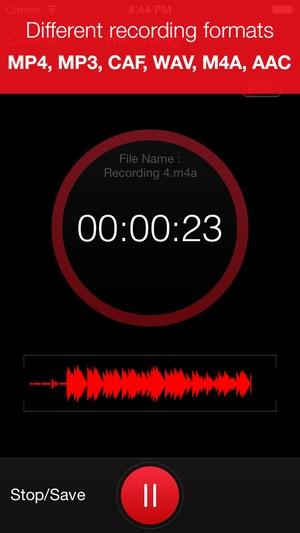 Screenshot Recorder Plus on iPhone