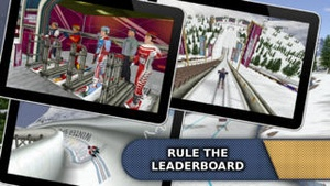 Screenshot Athletics: Winter Sports (Full Version) on iPhone