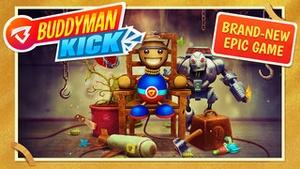 Screenshot Buddyman™ Kick (by Kick the Buddy) on iPhone