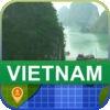 Offline Vietnam Map