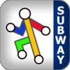 Beijing Subway for iPad by Zuti