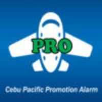 Cebu Pacific Promotion Alarm Pro