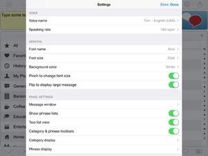 Screenshot ClaroCom Pro USA on iPad