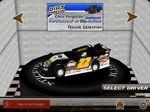 Screenshot Dirt Trackin on iPad