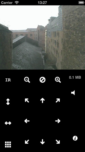 Screenshot CamViewer for IP Webcams, with Audio purchase! on iPhone