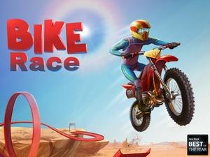 Screenshot Bike Race Pro on iPad