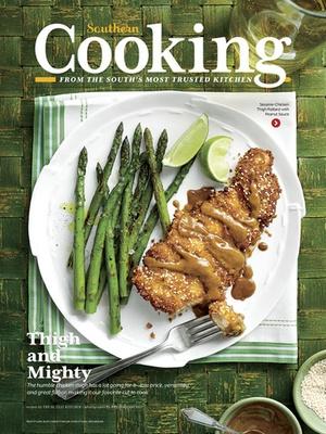 Screenshot SOUTHERN LIVING Magazine on iPad