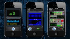 Screenshot Ghost Hunter M2 on iPhone