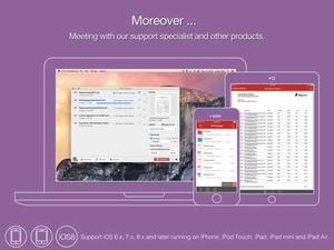 Screenshot PDF to Excel on iPad