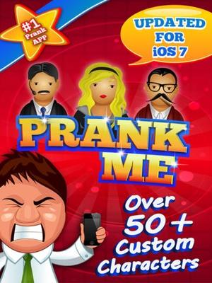 Screenshot PRANK ME! Practical Joke Fake Calls on iPad