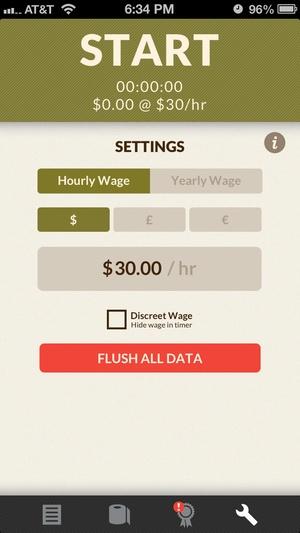 Screenshot Poop Break on iPhone