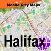 Halifax Street Map