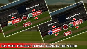 Screenshot Ultimate Power Cricket on iPhone