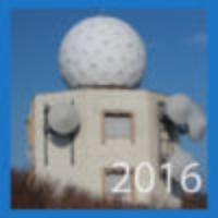 NEXRAD Radar Rain and Precipitation Gauge 2016