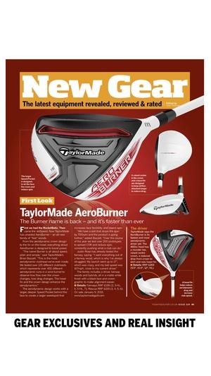 Screenshot Today's Golfer Magazine on iPhone