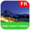 Free County France Offline Map
